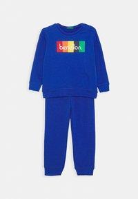 Benetton - BASIC BOY SET - Sweater - blue - 0