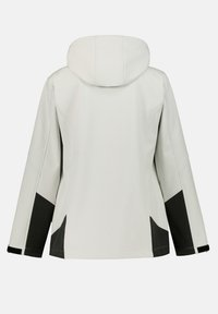 Ulla Popken - Soft shell jacket - offwhite - 2