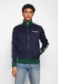 Polo Ralph Lauren - TRICOT - Training jacket - cruise navy - 0