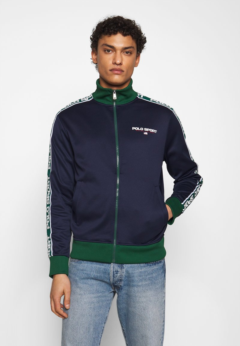 Polo Ralph Lauren - TRICOT - Training jacket - cruise navy