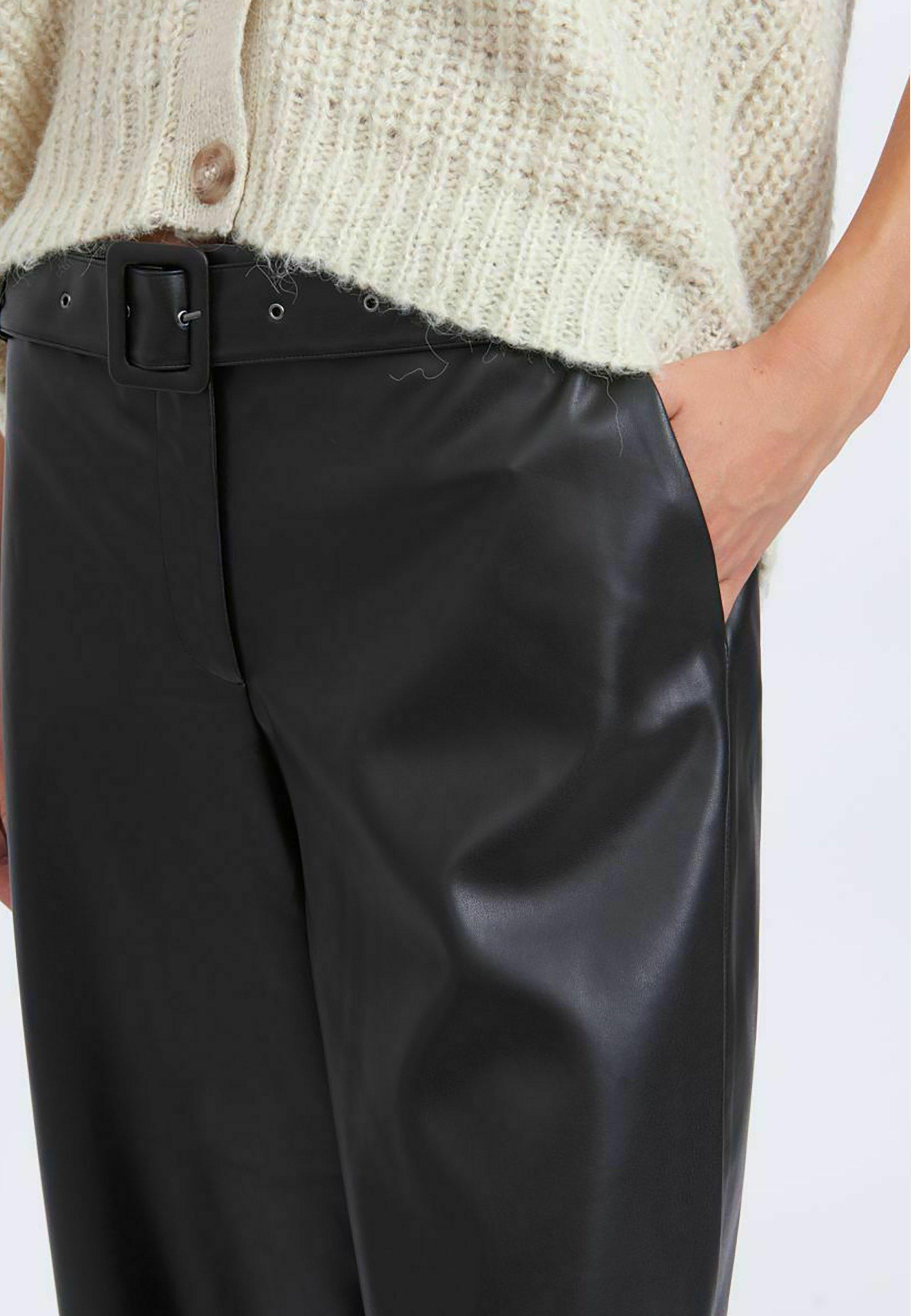 Damen CROPPED - Stoffhose