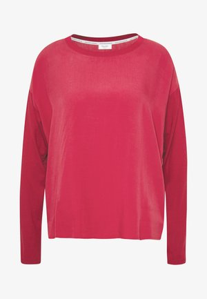 LONG SLEEVE - Bluser - rusty red