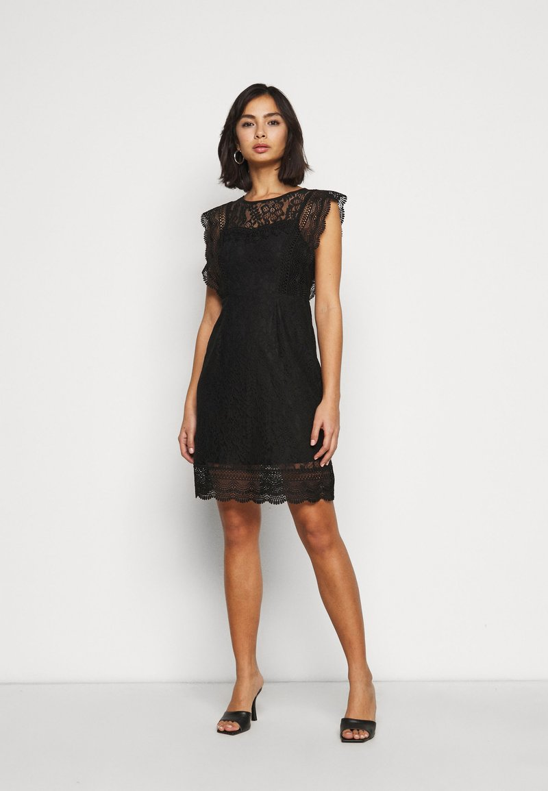 ONLY Petite - ONLEVE DRESS - Cocktail dress / Party dress - black