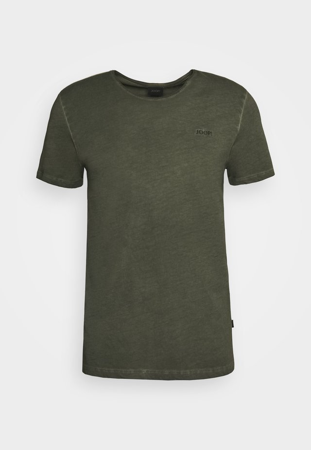 CLAYTON - T-shirt basique - green