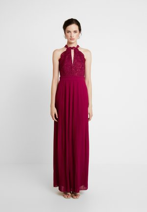 MADISSON MAXI - Occasion wear - berry