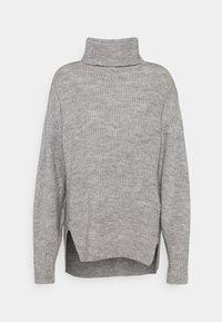 Even&Odd - Jumper - mottled grey - 4