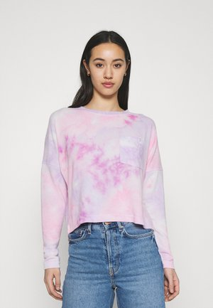 SUNSHINE SPIRIT - Long sleeved top - orchid