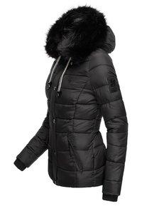 Navahoo - ZUCKERBIENE - Winter jacket - black - 2