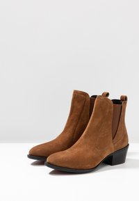 Pons Quintana - ROSANA - Classic ankle boots - toffe cognac - 4
