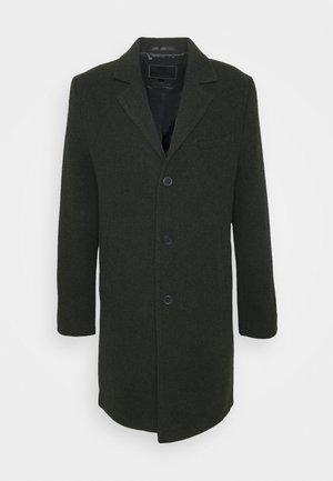 IAN - Classic coat - olive
