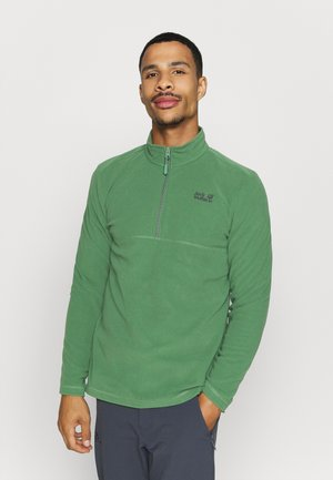GECKO - Fleece jumper - sage