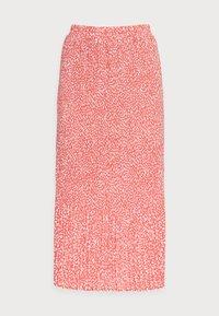 Moss Copenhagen - CLOVER SKIRT - Pleated skirt - faded rose - 3
