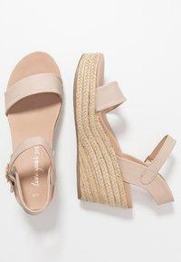 New Look - PICKLE - Sandalen met hoge hak - oatmeal - 2