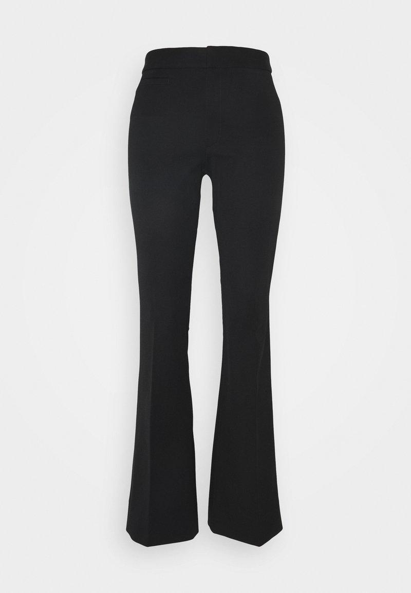 Banana Republic - SLOAN BISTRETCH - Pantaloni - black