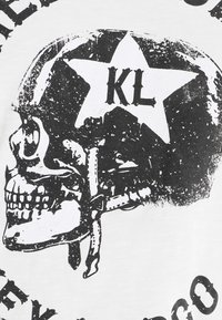 Key Largo - HELL RIDERS - Print T-shirt - offwhite - 4