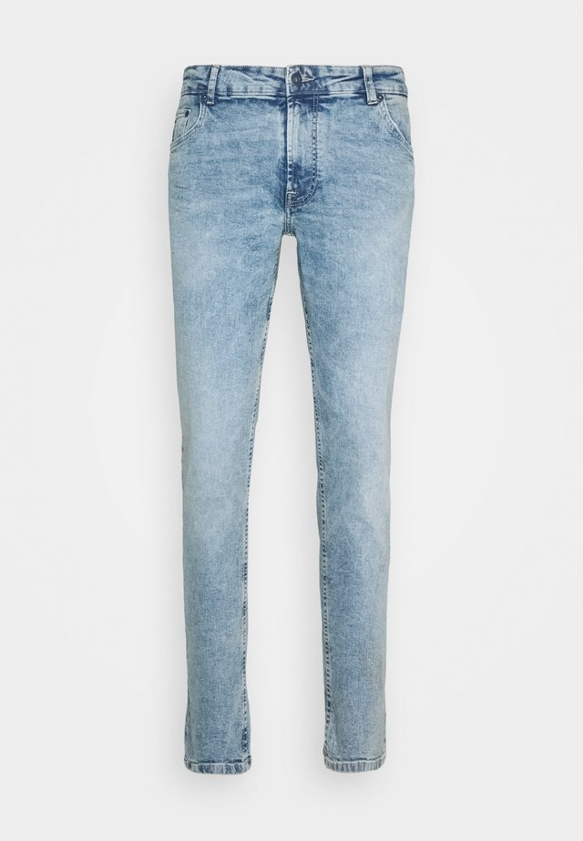 SLIM-JOY BLUE258 STR - Jeansy Slim Fit - 7002 blue dnm