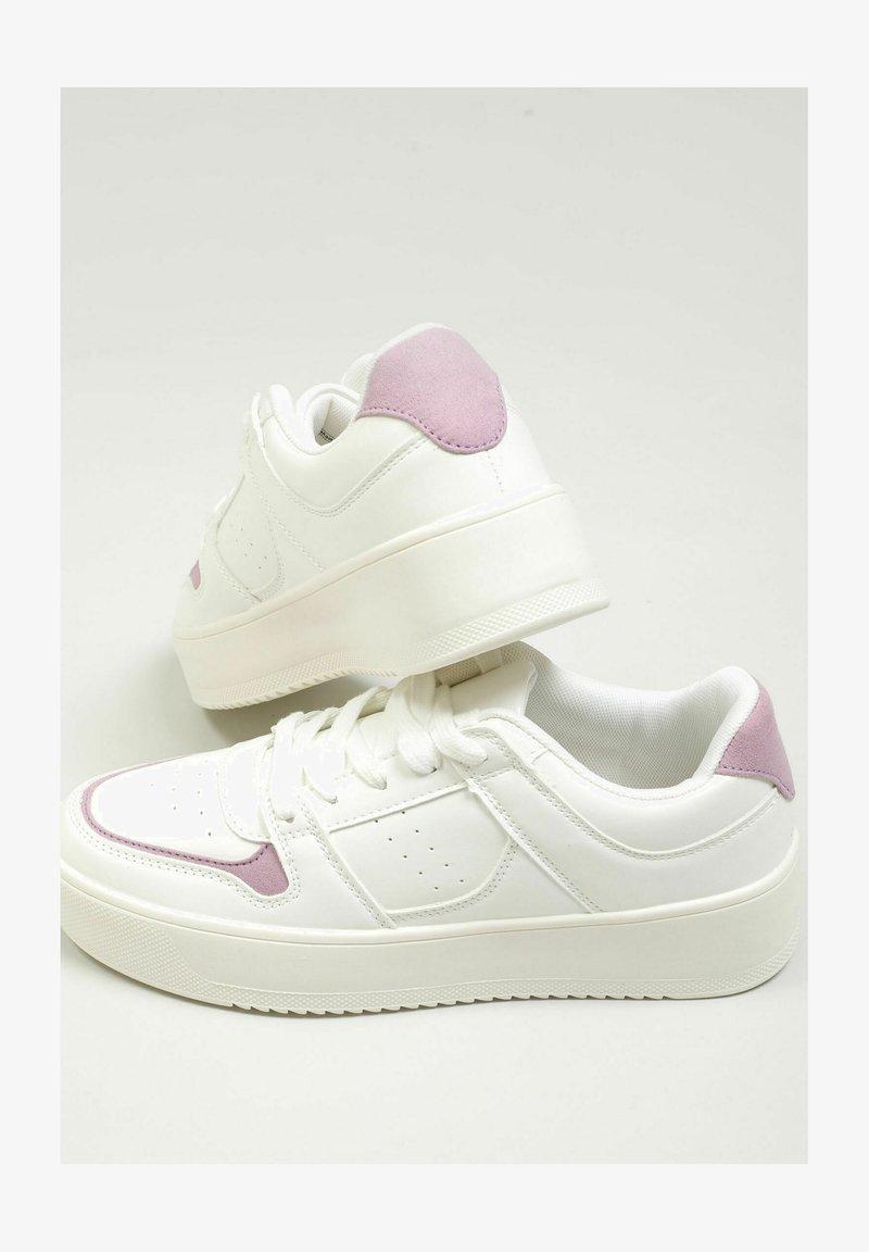 Pimkie - Sneakersy niskie - altweiß