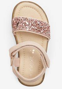 Next - Sandals - rose gold-coloured - 2