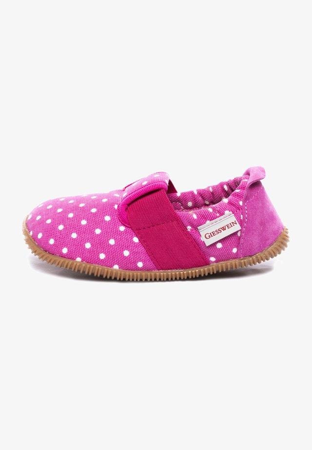 SILZ - Chaussons - pink