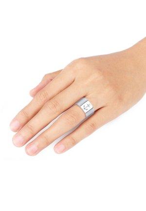ANKER - Ring - silber