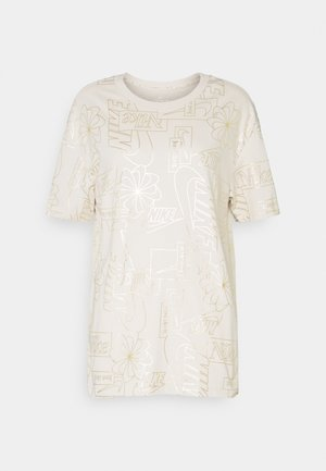 TEE ICON CLASH - T-shirt con stampa - light orewood