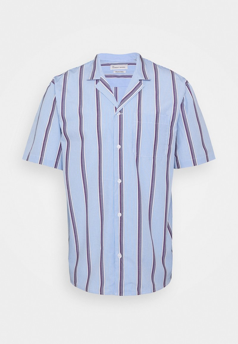BY GARMENT MAKERS - OLE - Camisa - light blue
