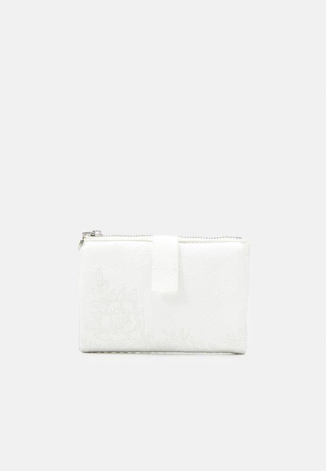 MONE LYRICS PIA MINI - Portemonnee - off white