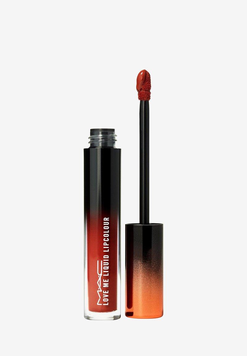 MAC - LOVE ME LIQUID LIPCOLOUR - Liquid lipstick - it`s all me