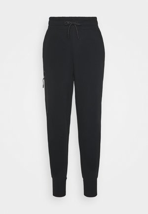 PANT  - Trainingsbroek - black/black