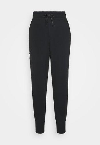 PANT  - Tracksuit bottoms - black/black