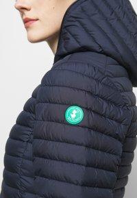 Save the duck - ELLA HOODED JACKET - Light jacket - navy blue - 5
