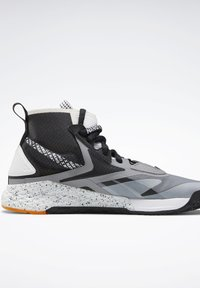 Reebok - NANO X UNKNOWN SHOES - High-top trainers - grey - 5