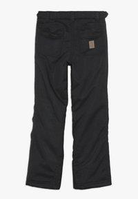 Rojo - PANT - Pantaloni da neve - true black - 1