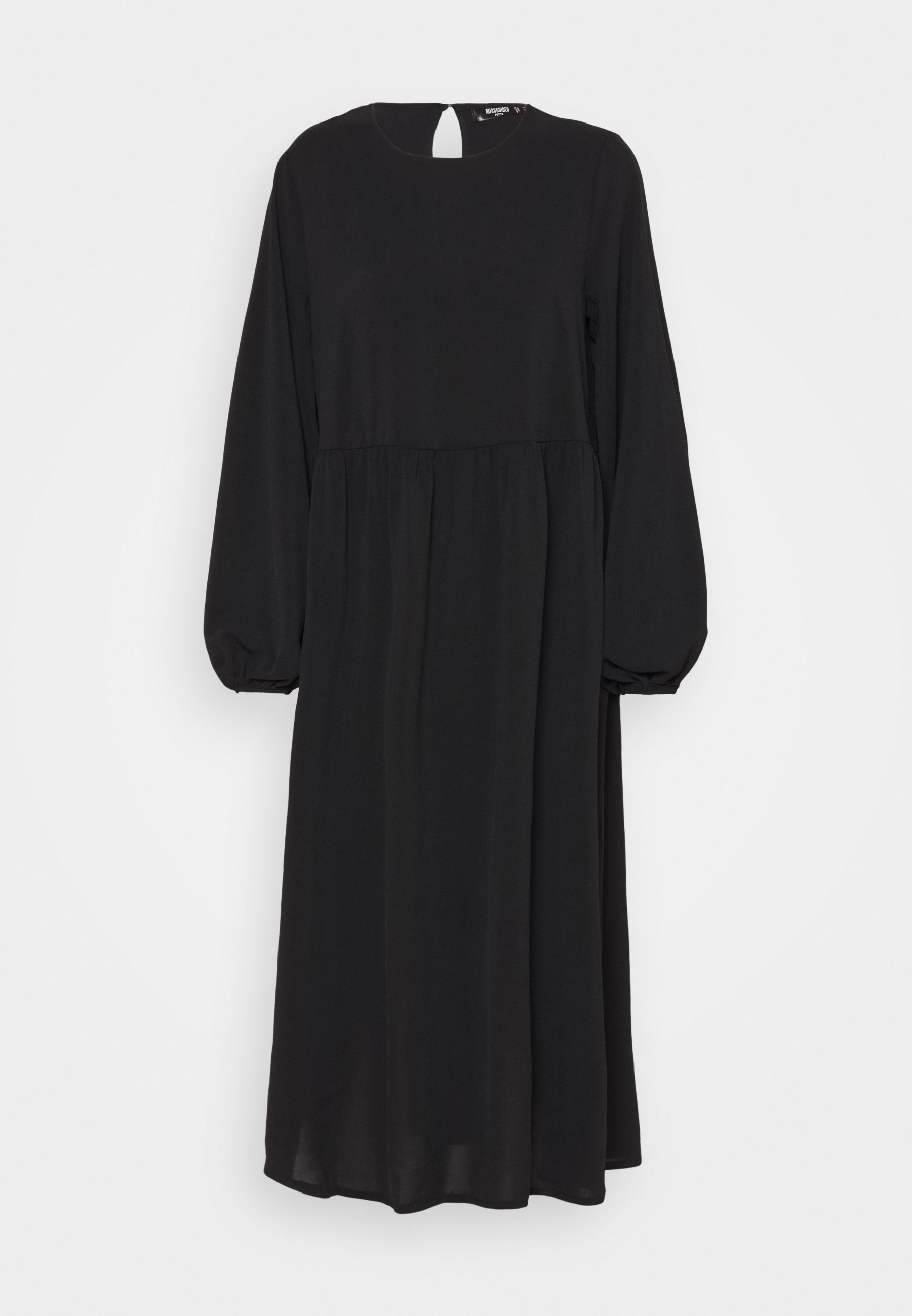 Women OVERSIZED MIDI DRESS - Day dress
