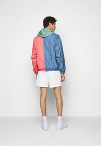 Polo Ralph Lauren - COLOR BLOCK - Windbreaker - green/blue