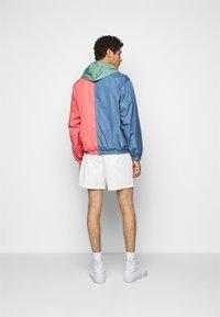 Polo Ralph Lauren - COLOR BLOCK - Windbreaker - green/blue - 2