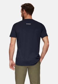 Mammut - TROVAT  - T-shirt print - marine - 1