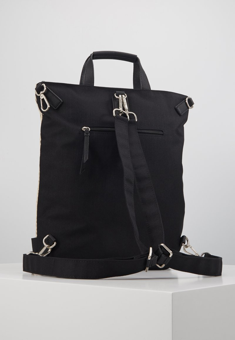 Jost - JALAYA X CHANGE BAG S - Batoh - black