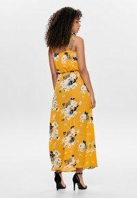 ONLY - ONLWINNER - Maxi dress - vibrant yellow - 2