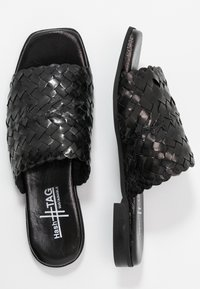 Hash#TAG Sustainable - Mules - nero - 3