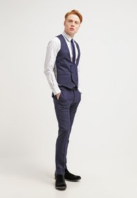 Noose & Monkey - ELLROY - Suit waistcoat - navy - 1