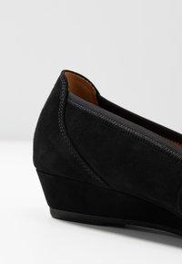 Gabor Comfort - Wedges - schwarz - 2