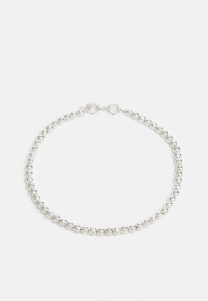 BASIC BEAD COLLAR - Necklace - silver-coloured