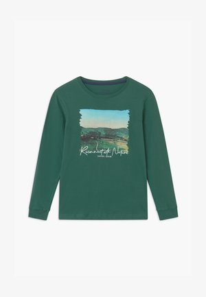 BALI - Long sleeved top - green