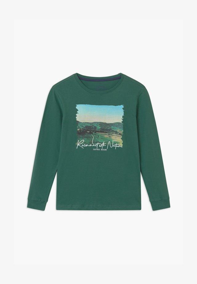 BALI - Pitkähihainen paita - green
