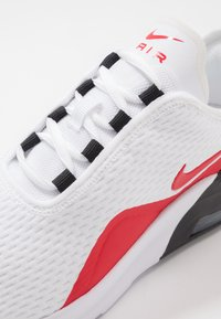 Nike Sportswear - AIR MAX MOTION 2  - Joggesko - white/university red/black - 5