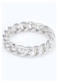 Elli - TWISTED LOOK - Bague - silver coloured - 2