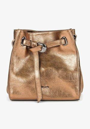 BELINDA BEUTELTASCHE - Across body bag - bronze