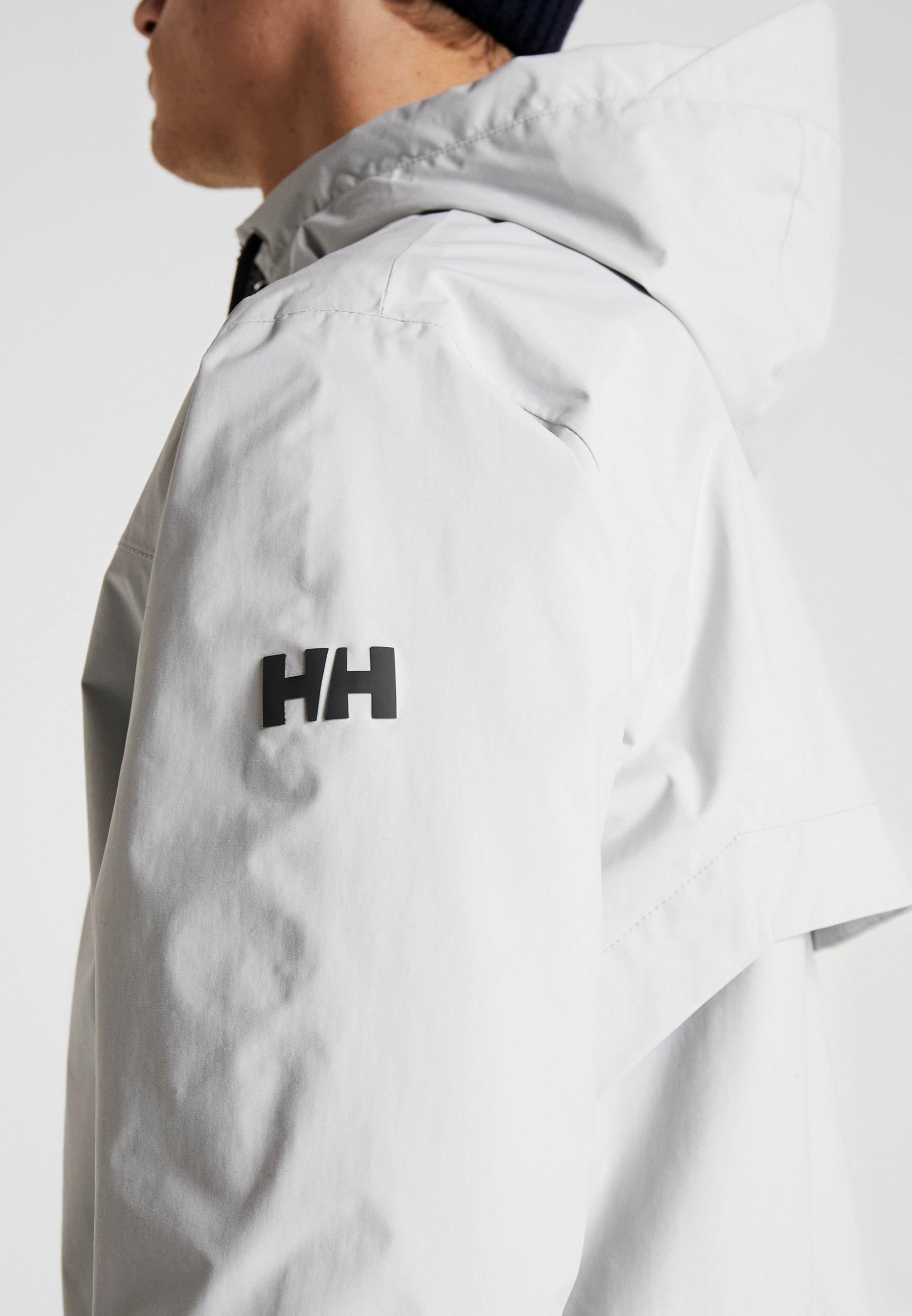 Helly Hansen URBAN RAIN JACKET - Veste imperméable - grey fog