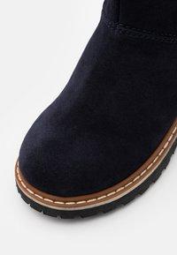 Friboo - Korte laarzen - dark blue - 5